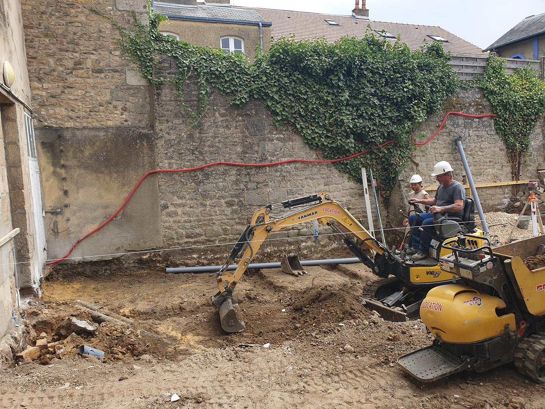 chantier tiers-lieu Alençon